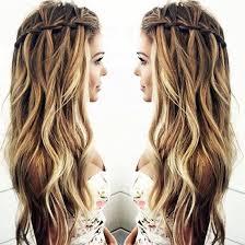 Hairstyle Waterfall Best 25 Waterfall Twist Ideas Waterfall Hair How 3329 by stevesalt.us
