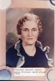 "Thurzer ""Polly"" Barker McLemore (1897-1979) - Find A Grave Memorial"