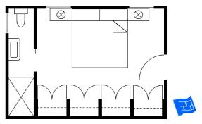 master bedroom bathroom suite floor plans. master bedroom floor plan with side bathroom and perpendicular wall of wardrobes. suite plans s