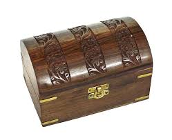 Small Picture Buy Wooden Decorative Jewellery Box Chest Home Dcor Hand Carved