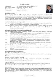 Resume For Graduate School Functional Pictures Sample Cv Masters