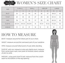 Chest Size Shirt Chart Is A Womens Large T Shirt The Equivalent To A Mens Medium