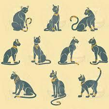 Bast Bastet кошки египетские кошки египетская мифология и