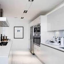 white galley kitchens. Contemporary White Galley Kitchen Designs Ideas Home Modern  Ultra Minimalist Double Backsplash Cabinet White Galley Kitchens