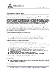 Editable Thank You Letter After Second Interview Group Fill Out