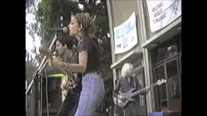 OPAL - 1987, Sept.17, Live VIDEO, w. Kendra Smith singing, San Diego, SST  Records Fest - YouTube