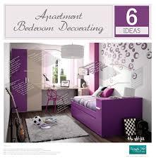 cute apartment bedroom decorating ideas. Apartment Bedroom Decorating: 6 Ideas | Visual.ly Cute Decorating