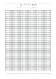 Printable Graph Paper Template Centimeter Grid Free 1 2 Inch