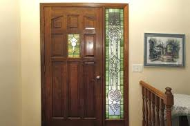 shades for front doorRoman Shades For Glass Front Door Exterior Design Cool Grey Entry