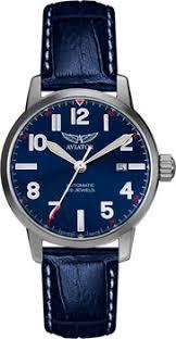 <b>Часы Aviator V</b>.3.21.0.138.4 - купить мужские наручные <b>часы в</b> ...