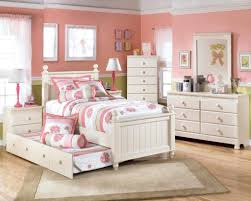 Small White Bedrooms Small White Bedroom Furniture For Girls With Drawer Cabinet Home