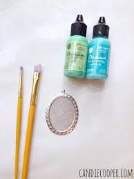 what paint to use on metal jewelry