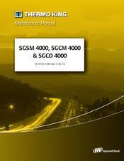 Ingersoll Rand Thermo King Sgcm 4000 Maintenance Manual Pdf