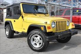 2000 jeep wrangler in chicago il
