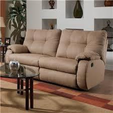 southern motion dodger b power b reclining sofa