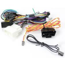 car specific wiring harnesses dynamic autosound rockford fosgate hrn ar ch2