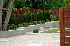 contemporary landscape lighting. chic contemporary backyard landscaping ideas modern design landscape lighting 7