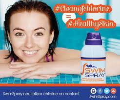 Chlorine Allergy - Vitamin C Treatment - SwimSpray