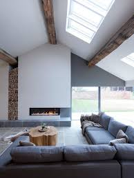 interior design living room contemporary. Design Ideas For A Large Contemporary And Modern Formal Living Room In Cheshire With White Walls Interior