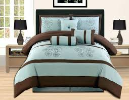 full image for mesmerizing 7 pieces luxury embroidery comforter set bed in a bag oversize oversized duvet covers xl twin bedding king cover sets