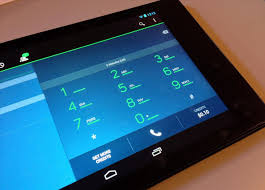 Use Tablet As Phone How To Turn Your Nexus 7 Tablet Into A Phone For Free Calls