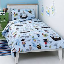 accessories cool blue pirate bedding for boys twin fullqueen