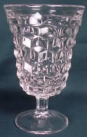 Fostoria Glass Patterns Best Fostoria Glass American Century Colony Coin Glass Patterns