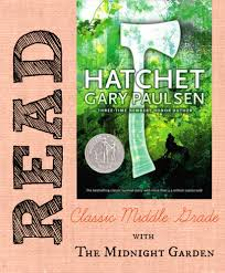 hatchet by gary paulsen classic readalong hatchet