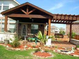 pergola over window outdoor roof back porch ideas adjule patio l front with garage trellis how