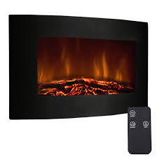 puraflame 30 western electric fireplace insert with remote control 750 1500w black com