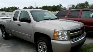 2007 CHEVY SILVERADO EXTENDED CAB FOR SALE @ Marchant Chevrolet ...