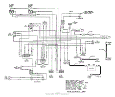 dixon ztr 4515b (1999) parts diagrams Schematic Circuit Diagram at Ztr 4423 Wiring Diagram