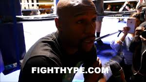 FLOYD MAYWEATHER GIVES MCGREGOR FIGHT UPDATE THEY RE NOT WAITING.