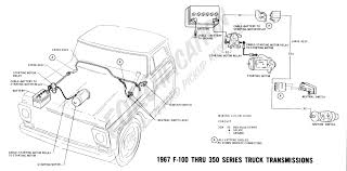 ford truck technical drawings and schematics section h wiring  at 93 Ford F150 302 Engine Overdrive Wire Diagram To Transmission