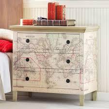 diy decoupage furniture. Pretty Looking Decoupage Furniture Ideas The 25 Best Dresser On Pinterest World Map Drawers Carson S Diy K
