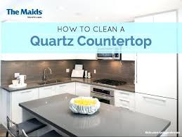 quartz countertop cleaning never met a quartz we like how to keep them looking fantastic quartz quartz countertop cleaning