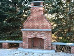 outdoor masonry fireplace outdoor brick fireplace an outdoor brick building outdoor fireplace