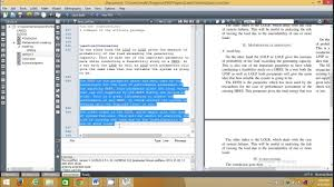 How To Write Ieee Research Paper In Latex In Very Easy Way