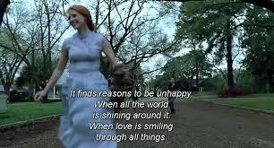 Tree Of Life Quote Best Cinematheia Art Cinema Films TriviaThe Tree Of Life 48