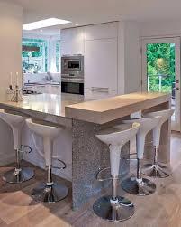 Kitchen : Kitchen Counter Bar Designs With Modern Stools ...