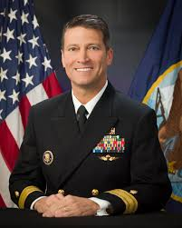 White House Physician Rear Adm. Ronny Jackson Withdraws From ...