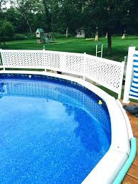 pool privacy screen above ground pool privacy fence above ground pools awesome me creating a privacy pool privacy screen