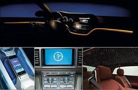 bright ideas for new car interiors car mood lighting