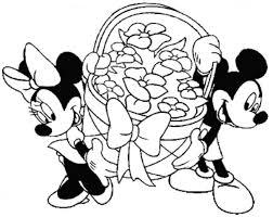 Minnie Disegno Facile Migliori Pagine Da Colorare