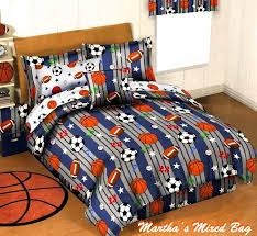 sports comforter sets for boys icmultimedia co bedding toddler sports theme