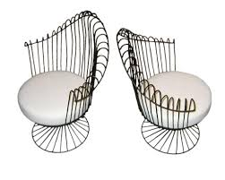 wire furniture. Mathieu Mategot Wire Furniture Suite For Sale