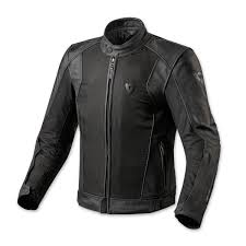 men s ignition 2 black leather mesh jacket
