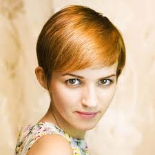 hairstyles short thick hair photo 4