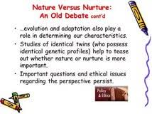 dissertation on nature vs nurture top personal statement editor dissertation on nature vs nurture
