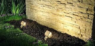 stone wall lighting landscaping wall lights wall lighting garden state training landscaping wall lights